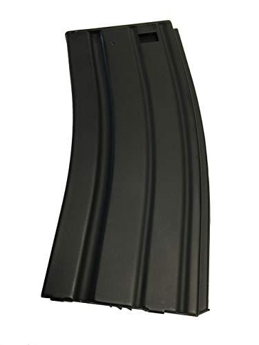 ARSUK Airsoft Plastic M4 / M16 High Cap-Magazin, Speed Loader für 6 mm BB-Pellets (M4 / M16 High Cap-Magazin)
