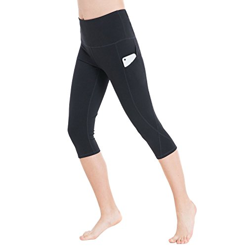 Women Cropped Yoga Pants or 3/4 ...