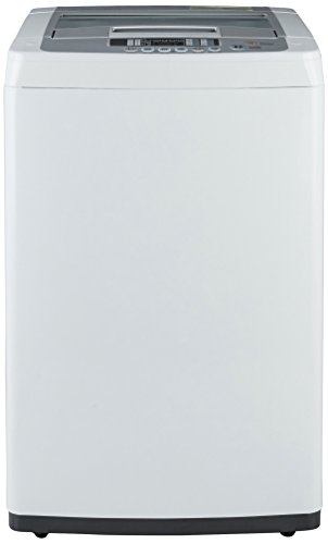 LG 6 kg Fully-Automatic Top Loading Washing Machine (T7008TDDL, Blue...