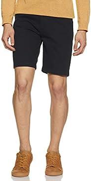 Amazon Brand - Symbol Men's Regular Fit Cotton Stretchable Sh