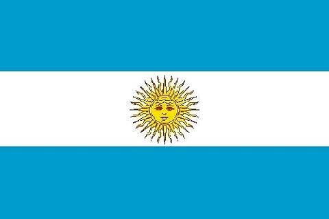 trends4cents ARGENTINIEN Fahne, 90 x 150 cm