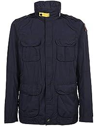 Polyester Parajumpers Pmjckwi02560 Bleu Blouson Homme tx7qwa4