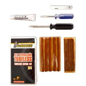 Kit reparación Tubeless X-Sauce M-1