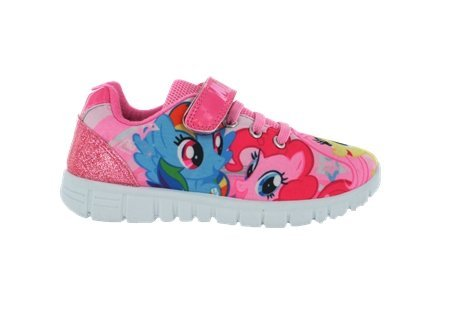 Filles Enfants Quality Plymouth My Little Pony Cartoon Tactile Baskets Character Chaussure