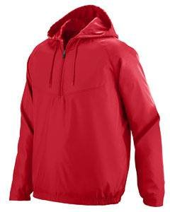 Augusta Sportswear Men'S Avail Pullover 2Xl Red