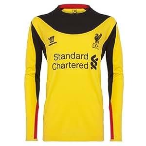 2012-13 Liverpool Goalkeeper Away Shirt (Kids)