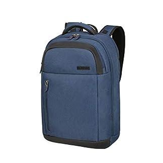American Tourister Urban Groove – 15.6 Pulgadas Mochila para portátil, 47.5 cm, 27 L, Azul (Dark Navy)