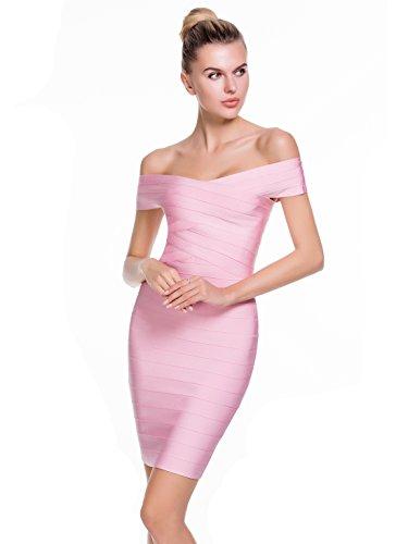 alice-elmer-womens-rayon-sleeveless-strapless-bodycon-bandage-vestido-pink-m