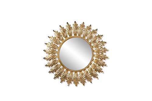 Dipamkar Espejos Pared Decorativos - Espejo sol -
