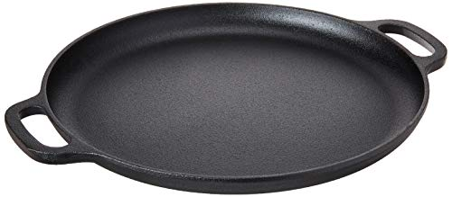 Home-Complete HC-5001 Cast Iron Pizza Pan-14
