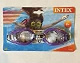 Best Intex Goggles - Intex Swimming Goggles (Purple colour) - 8+yrs Review