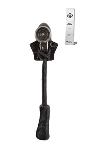 munkees FixnZip Reißverschluss Reparatur-Set universell für alle Arten & Größen I Zipper I Ersatz-Schieber I ISPO Gold Award Gewinner ()