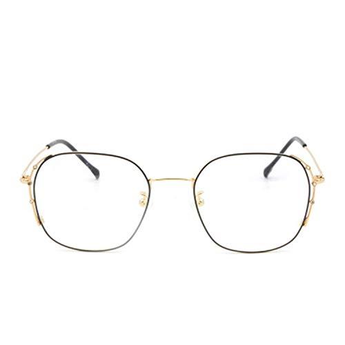 huanle Vollrahmen Brillengestell Β Titanium Myopie Rahmen Ultra Light Brillengestell Damen Rahmen...