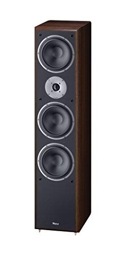 Magnat Monitor Supreme 1002 I Standlautsprecher mit hoher Klangqualität I Passiv-Lautsprecherbox für anspruchsvollen HiFi-Sound – 1 Stück – Mocca