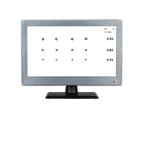 Hanchen Digitales visuelles Messgerät mit max. Helligkeit, 250 CD/m², Entfernung von 1 m ~ 6 m, zum Aufhängen für umfassende Optometrie 220/110 V 21.5-inch