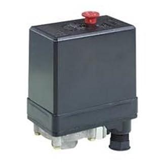 Dreiphasen-Druckschalter für Kompressoren, 1Ausgang, mit universellem Kompressorschalter FIAC 890/1