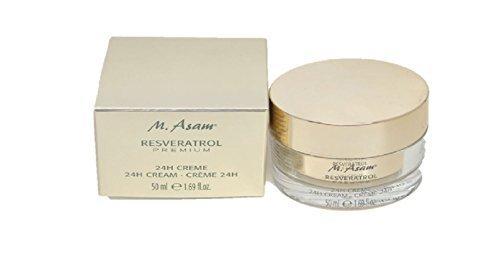 m. asam-protocollen resveratrol Premium 24h Crème 50ml speciale editie