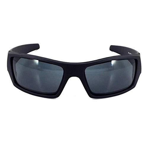 Monllack Sonnenbrille Driving Square Frame Leuchtend schwarz violett Quecksilber C5 Sportbrille