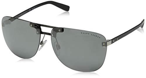 Ralph Lauren Sonnenbrillen RL 7062 BLACK/GREY Herrenbrillen