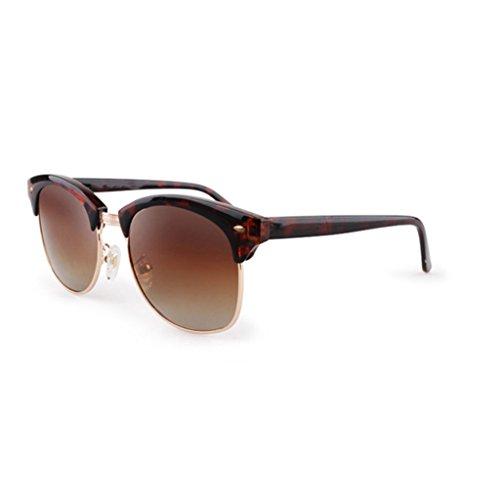NUBAO Sonnenbrille Persönlichkeit Weibliche Runde Gesicht Polarisierte Sonnenbrille Fahren Gläser Können Mit Myopie Outdoor Reisen Tourismus Golf Sonnenbrillen Ausgestattet Werden