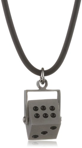 Akzent 002600000015 Unisex Necklace with Pendant Stainless Steel