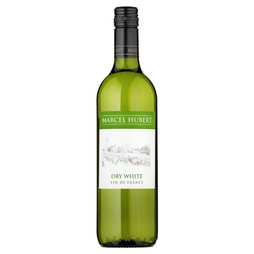Marcel-Hubert-75cl-de-vino-blanco-seco-paquete-de-6-x-75-cl