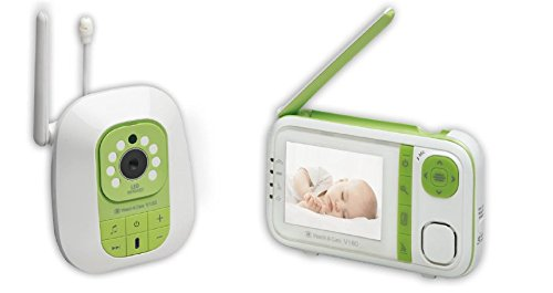 Watch Video (Audioline, Watch und Care V160, Video-Babyphone mit Nachtlicht und Gegensprechfunktion)