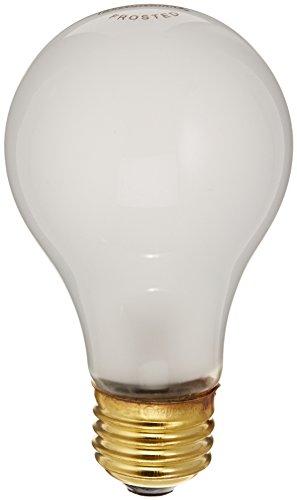 bulbrite 25A19F/1225Watt A19Frost 12Volt Glühbirnen, Frost, E26 25 wattsW 12 voltsV - A19-glühlampen Medium Base