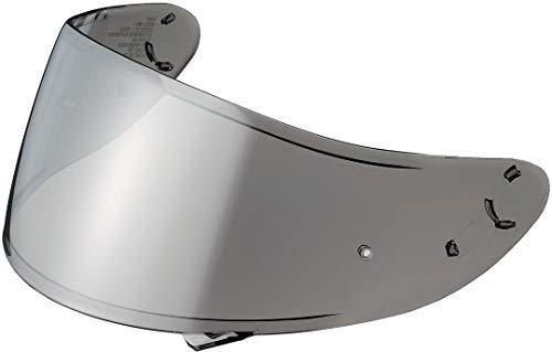 visiera Shoei cwr-1 con pin SPECCHIO SILVER per casco NXR