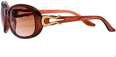 E Fashion Up Oval Women Sunglasses-002364
