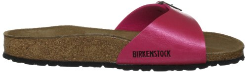 Birkenstock Madrid,Unisex-Adults' Sandals Rouge (rose Red)