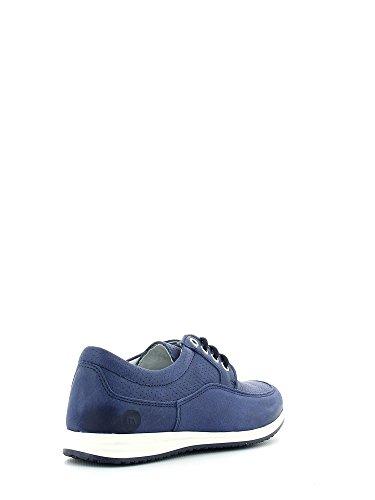 Melania , Chaussures de ville à lacets pour fille Bleu - Blu