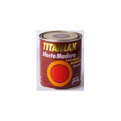 Titan - Titanlak E. Madera Sapely 375Ml 2808 024