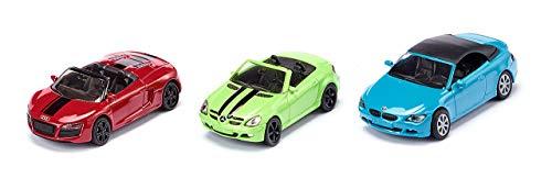 SIKU 6314 Cabrio Set - Carrito de bebé, Color Puede Variar de la Imagen