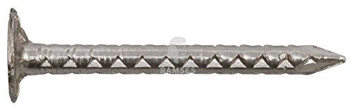 Dachpappstifte DIN 1160 2,8 x 35 mm Edelstahl A2 1 kg