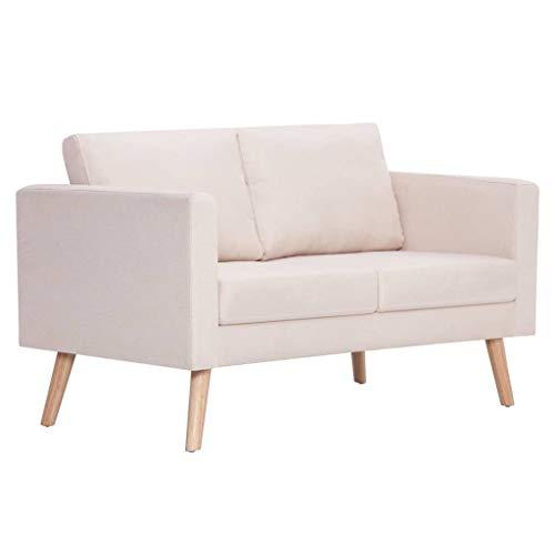 Mobel Schilder Dekoration Vidaxl 3 Sitzer Sofa Stoffsofa Couch Polstersofa Loungesofa Cremeweiss Grau Business Industrie Cur Aa Ufl Edu