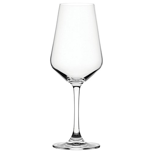 Utopia p66056cuvee vino in vetro, 12.75once, 36cl, colore: bianco (confezione da 6)