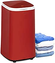 KLARSTEIN Zap Dry - Sèche-Linge, 820 W, capacité: 50 L, Design UniqueDry, Compact, Tambour en INOX, boîtier en