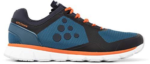 Preisvergleich Produktbild Craft V175 Chrome Shoes Men Bosc / Gravel Schuhgröße UK 10, 5 / 45 2018 Laufsport Schuhe