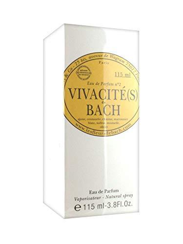 Les Fleurs De Bach vivacite (S) de Bach Natur Parfüm-115ml (Bio-getreide Alkohol)