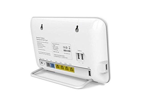 """Preisvergleich Produktbild Telekom Speedport W724V VDSL/ADSL<br>Stiftung Warentest GUT (2,1) (08/2014)<br>""""Green Product"""" vom TÜV Rheinland"""