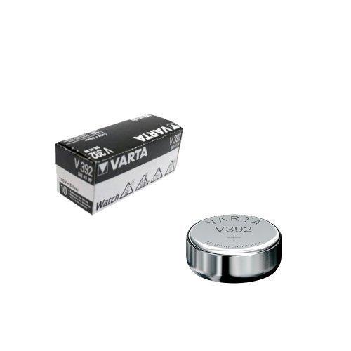 10pk Varta Watch Batteries V392101111 Size 392/384 Replaces V392 SR41 by Varta
