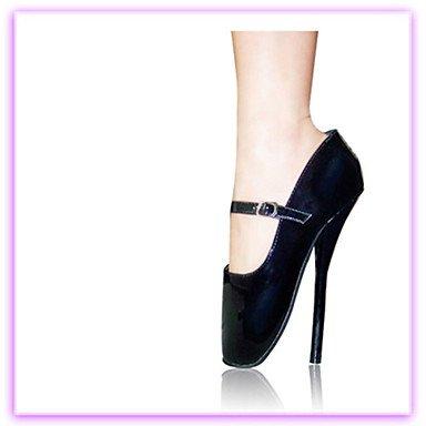 Zormey Damenschuhe Sexy Runder Stiletto Heel Pumps Party Schuhe Weitere Farben US6.5-7 / EU37 / UK4.5-5 / CN37