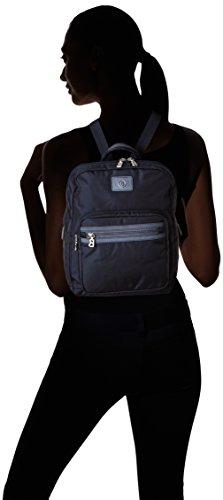 Bogner Leather - Backpack 3, Borsa a Zainetto Donna Blu (Blau (true navy 328))