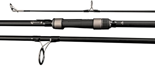 Fox Warrior S Compact cañas Carp Rod 12 ft 3lbs – 3teilige caña
