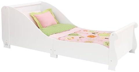 KidKraft - Sleigh Toddler Bed - (Centro Telaio Di Montaggio)
