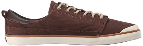 Reef Girls Walled Low Le Sneakers Women dark grey / gris Taille 10.0 Marron