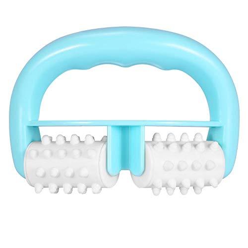 2 pcs Nouveau Mode Poignée Cell Rouleau de massage amincissant Corps jambe Fat Cellulite contrôle relief