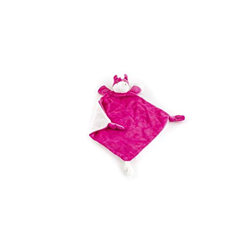 Duffi Baby- Dou, 24 x 24 cm, Color Rosa (Master Baby Home, S.L. 4121-06)