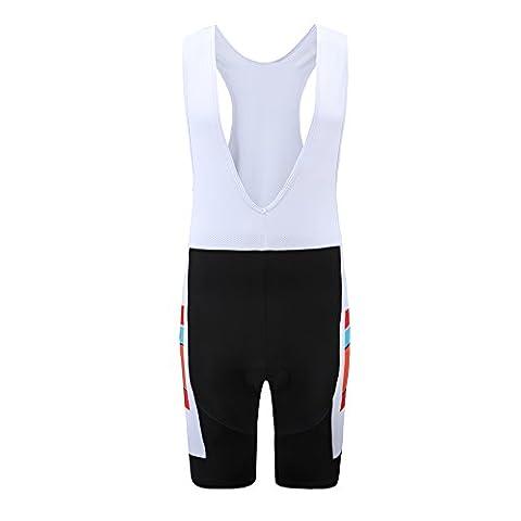 Uglyfrog Bike Wear - Cycling Bib Shorts with Gel Pad Men's Summer Style Sports Triathlon Clothing